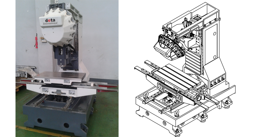Smartech Machinery and Equipment | CNC Frame